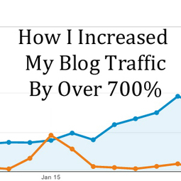 How I Increased My Blog Traffic By Over 700% - Business 2 Community (blog) | SEO and marketing | Scoop.it