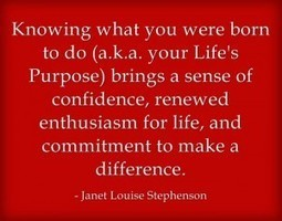 What Were You Born To Do? (And Other Intimidating Questions) • The Butterfly Maiden Project | Coaching in Education for learning and leadership | Scoop.it