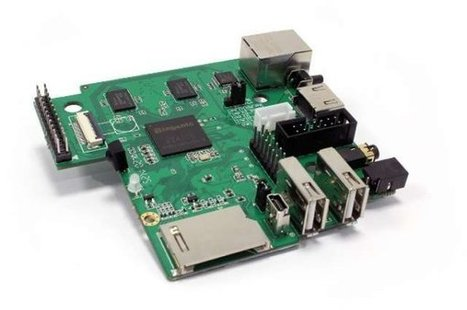 Raspberry Pi-rivaal gebruikt iPad-chip - ZDNet.be | iPad, Tablet, Chromebook, Surface, Raspberry PI & Smartboard op de Basisschool | Scoop.it