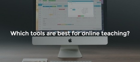 5 Must-Have Tools to Successfully Teach Online | E-learning Ideas in the Classroom | Scoop.it