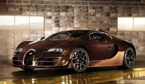This Most Expensive Bugatti Should be Your Dream Car | Big Insights For Big Data: Tapping into the Global Thinking-Space of Financial Stakeholders | Scoop.it