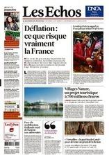 Lego hisse ses briques au sommet du marché français - Les Échos | L'univers des jeux | Scoop.it