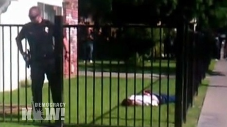 Police Brutality in Anaheim Sparks Outrage After 2 Latinos Shot Dead and Demonstrators Attacked | Daily Crew | Scoop.it