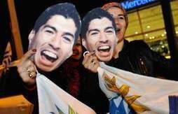 Les cinq questions qu'on se pose après la suspension du Luis Suárez | Football , actualites et buzz avec fasto-sport.com | Scoop.it