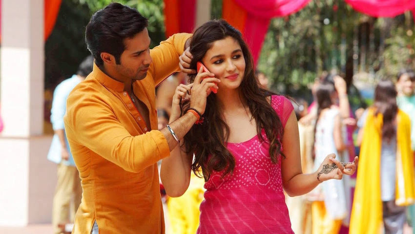 Malayalam Movie Badrinath Ki Dulhania Free Down