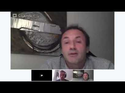 LeWeb Hangout with Ludovic Le Moan, CEO of SigFox | The Connected World | Scoop.it