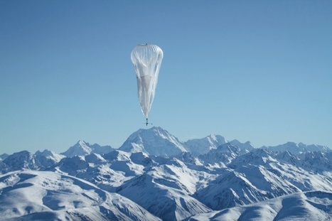 Engineers are building solar balloons that float above the clouds for constant sun | HCPV | Scoop.it