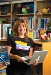 Michelle Colte Named School Librarian of the Year | School Librarian As Building Leader | Scoop.it