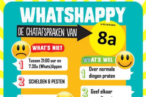 WhatsHappy in de praktijk: ook een eyeopener voor de leerkracht - Kennisnet | Hogeschool Rotterdam ICT in het Onderwijs | Scoop.it