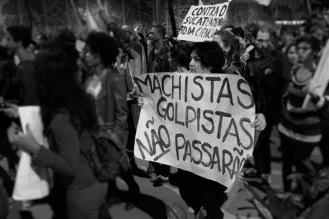 7dee2ad813 Brésil – Deux ans après le coup d'État institutionnel, l'effroyable bilan  artistique et culturel
