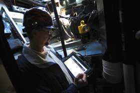 SERMC Uses Tablet PC's For Maintenance - Florida Times-Union   Job Hazard Analysis  - Improving the workplace   Scoop.it