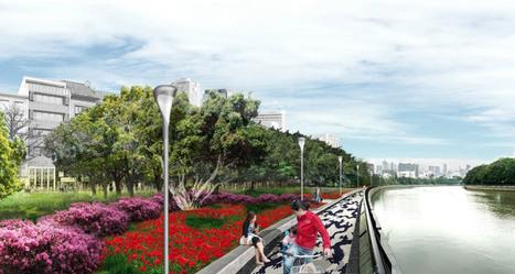 west 8: guangzhou huadi sustainable masterplan   Digital-News on Scoop.it today   Scoop.it