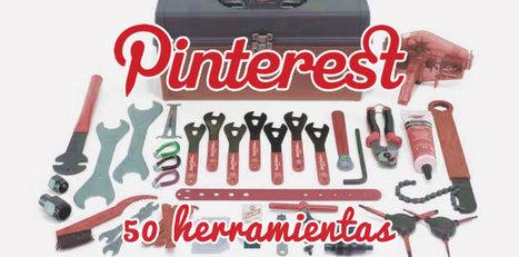 50 Herramientas para Pinterest | Pinterest en Español | Herramientas TIC para el aula | Scoop.it