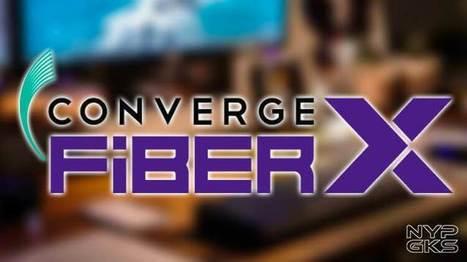 Converge FiberX gaming package with speeds of u