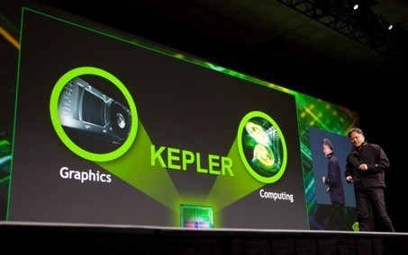 GraphicSpeak » Nvidia launches the Kepler era of virtual GPU computing and accessible HPC | Complex Insight  - Understanding our world | Scoop.it