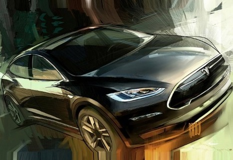 Tesla Model X scored 93 -myscorz | Social Media, Marketing and Promotion | Scoop.it