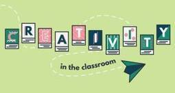 20 Ideas to Promote More Creativity in Your Classroom   Resources for Educators   Scoop.it