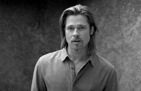 Publicité: Pourquoi Chanel a choisi Brad Pitt comme égérie de N°5 | Actus de la communication. | Scoop.it