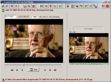 Extraire les images des vidéos grâce à imagegrab | Méli-mélo de Melodie68 | Scoop.it