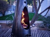 Outdoors: Modfire Outdoor Fireplaces | Interior & Decor | Scoop.it