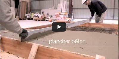 Comment faire un plancher béton : tutoriel Holcim | Bricolage et rénovation | Scoop.it