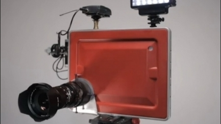 The iPad 3 morphs into a professional film camera | DSLR video and Photography | Scoop.it