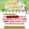 Candy Crush Secret Cheats Guide - New