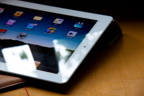Mobile Learning Using An iPad or Tablet » Online Colleges Blog | Education & Information Literacy | Scoop.it