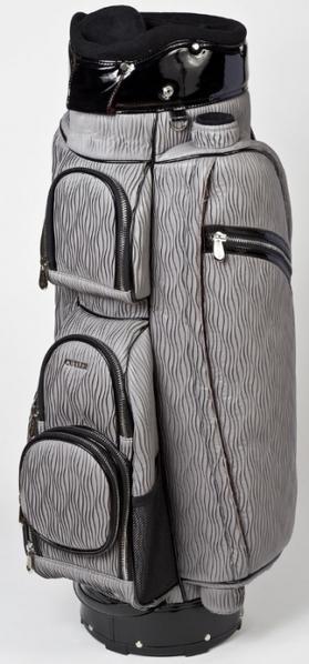 Cutler Ladies Golf Cart Bags - Loren Gray Swirl... 0f4c75cdb358c