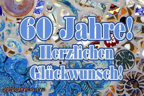 60 Geburtstag   Karten Kostenlos