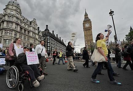 Sick and tired: the coalition's war on the disabled and destitute | Psycholitics & Psychonomics | Scoop.it