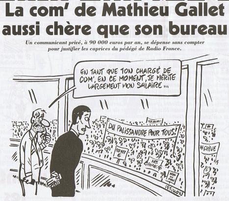 Radio France: l'homme de l'ombre à 90.000 euros de Mathieu Gallet | DocPresseESJ | Scoop.it