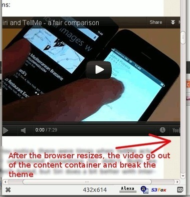 How to Embed Responsive Video to Your Post In WordPress | Online Marketing Resources | Scoop.it