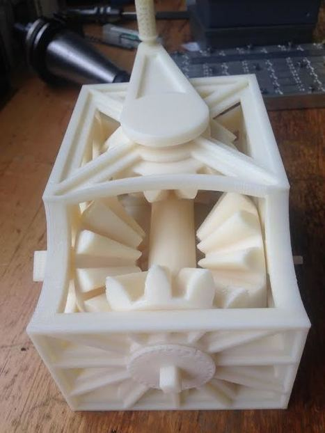 Student 3D Prints Incredible Functional Gearbox in One Piece, Proving Stratasys' Curriculum is For Real | tecnologia s sustentabilidade | Scoop.it