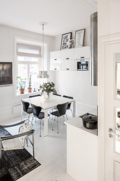 Un studio optimisé au millimètre | PLANETE DECO a homes world | Céka décore | Scoop.it
