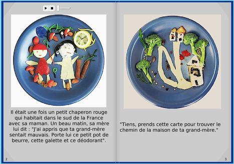 Usages de Didapages. Créer des contes multimédia. CE1 de l'école Pierre Sémard de Saint-Pierre-Des-Corps (37) | Web2.0 et langues | Scoop.it