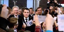 Twitter : Manuel Valls confirme la collaboration du réseau social avec les autorités   E reputation et réseaux sociaux   Scoop.it