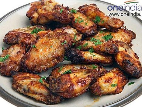 Spicy Fried Chicken Legs Recipe Video Indian