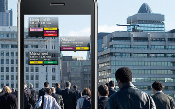 Who Owns the Advertising Space in an Augmented Reality World? | I want a Second Life | Scoop.it