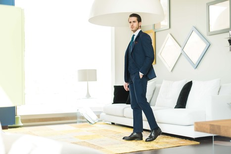 Man's suit shoes: a model for all your fashion occasion | Le Marche & Fashion | Scoop.it