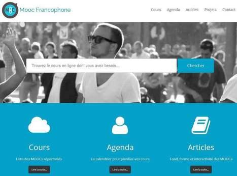 Un moteur de recherche de cours en ligne, Mooc francophone | Les Infos de Ballajack | Outils et  innovations pour mieux trouver, gérer et diffuser l'information | Scoop.it