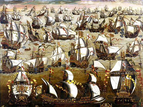 Chronique uchronique : 1588, l'Armada Invaincue - Nonfiction | Enseñar Geografía e Historia en Secundaria | Scoop.it