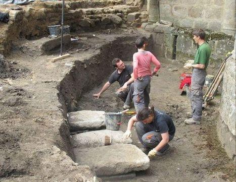 Ahun : des fouilles archéologiques dévoilent les vestiges d'Acitodunum | Monde antique | Scoop.it