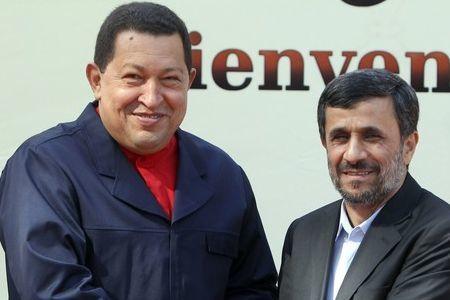 #Ahmadinejad, #Chavez underscore unity   From Tahrir Square   Scoop.it