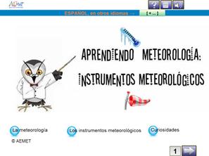 Estudio del clima en clase con herramientas interactivas | Recursos para el aula | Scoop.it