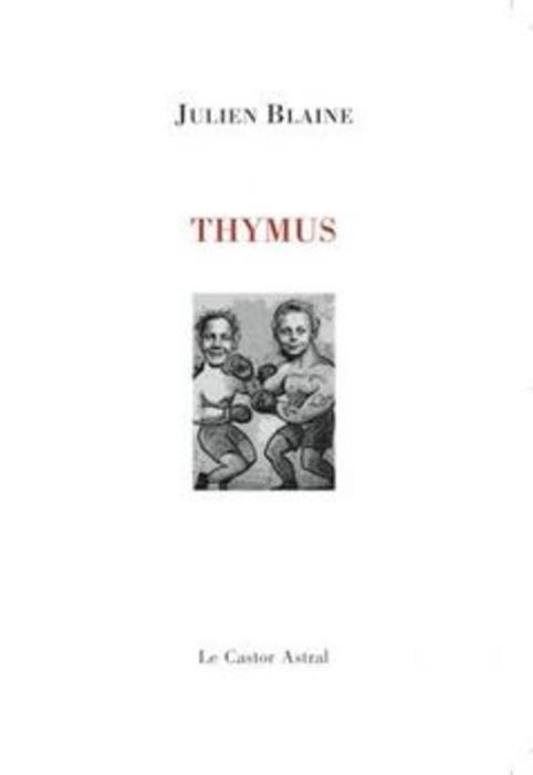 [note de lecture] Thymus de Julien Blaine par François Huglo   Poezibao   Scoop.it