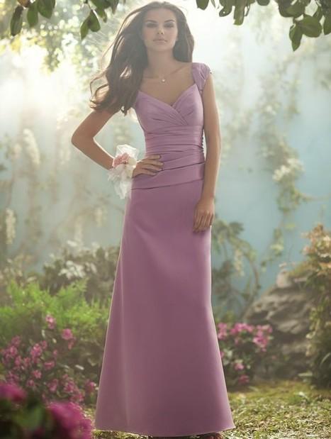 Beautiful Bridesmaid Dress | Fabulous Weddings | Scoop.it