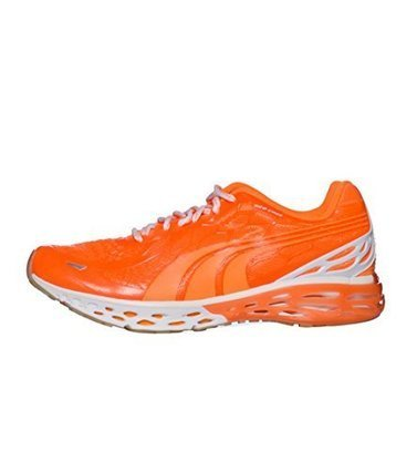 5923407b08 PUMA Men's BioWeb Elite Running Shoe Glow Cross-Training Shoe,Fluorescent  Orange,9 D US