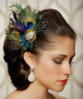 Top 5 Wedding Hairstyles, Bridal Hairstyles for long hair | Fashion Of Indian | Fashion Of Indian | Scoop.it