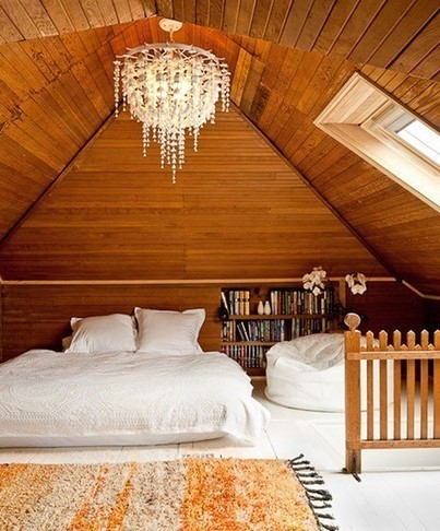 How to Decorate an Attic | Best Home Ideas | All For The Home | Scoop.it